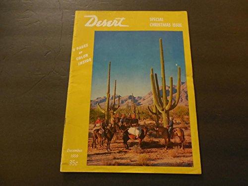 - Desert Dec 1959 Camp Trip Among The Saguaros; Pony Express;1880 Dinner