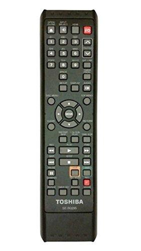 (Genuine authentic Toshiba Remote Control SE-R0295 / SER0295 P000501430 FOR DVR620 DVR-620 DVR620KU DVR-620KU)