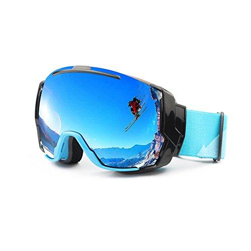 Venta Gafas Y Goggles Para Esquiar Compra Lentes Para La