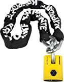 Kryptonite New York Legend 1515 Chain with New York Padlock (30 Inches Long When Locked) Review