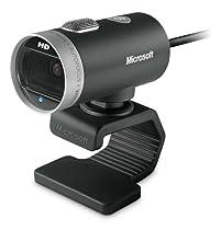 Microsoft LifeCam Cinema 720p HD Webcam - Black