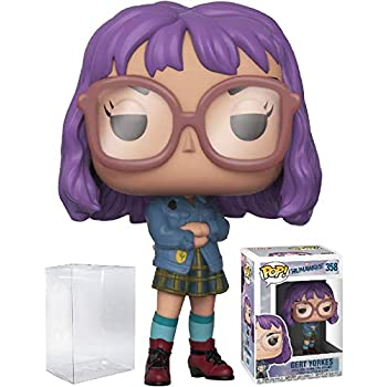 Funko Pop! Marvel: Runaways - Gert Yorkes Vinyl Figure (Bundled with Pop Box Protector Case)