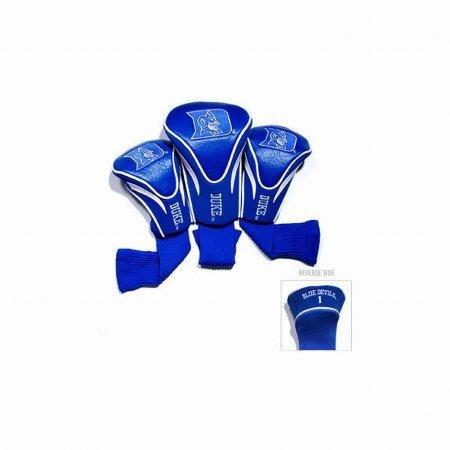 NCAA Duke Blue Devils 3 Pack Contour Headcover ()