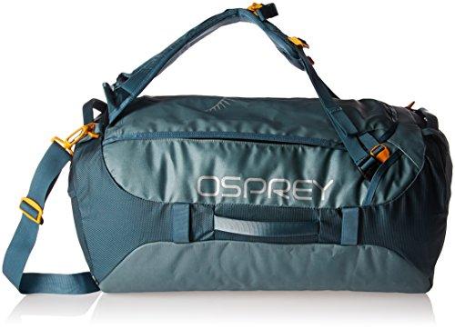 Osprey Packs Transporter 65 Expedition Duffel, Keystone Grey, One Size by Osprey
