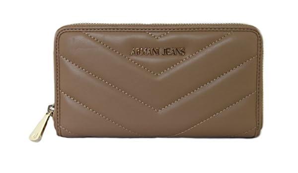 Armani Jeans - cartera de 3 pliegues Mujer: Amazon.es: Zapatos y complementos