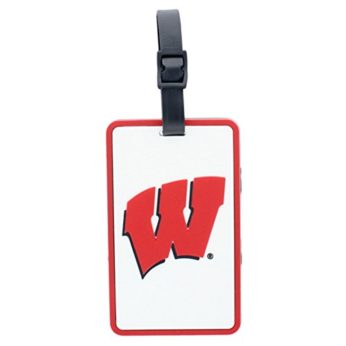 aminco Wisconsin Badgers Soft Luggage/Bag ()