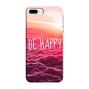 Cover It Up Be Happy Hard Case for iPhone 7 Plus - Multi Color
