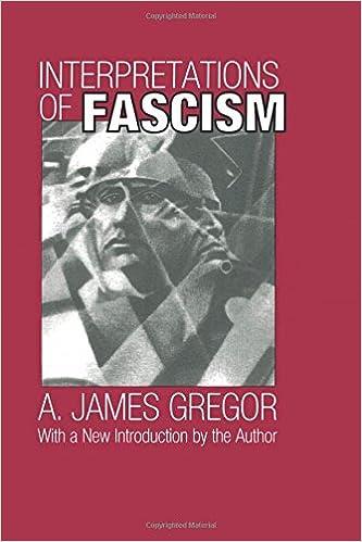 Interpretations of Fascism: A....