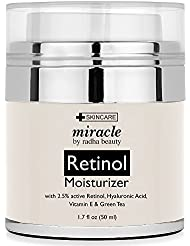 Radha Beauty Retinol Moisturizer Cream for Face,1.7...