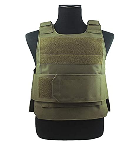 ThreeH Tactical Vest Security Protective Gear Wear Outdoor Military  Training Equipmemt for Adults
