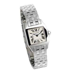 Cartier W25064Z5 - Reloj de pulsera mujer, color plateado 5