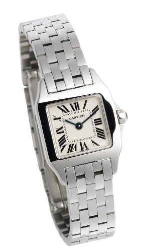 Cartier Women's W25064Z5 Santos Demoiselle Watch