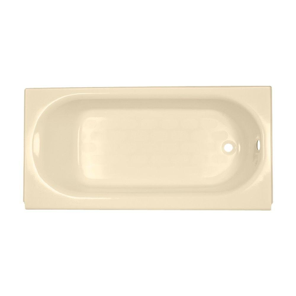 American Standard 2391.202.011 Princeton Americast Bath Tub, Arctic White    Soaking Tubs   Amazon.com