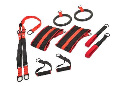 adidas Schlingentrainer Sling Trainer, Schwarz-Rot, ADAC-12250