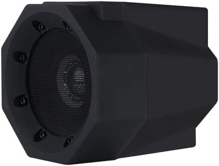 Thumbs Up UK Touch Speaker Boom Box - Retail Packaging - Black