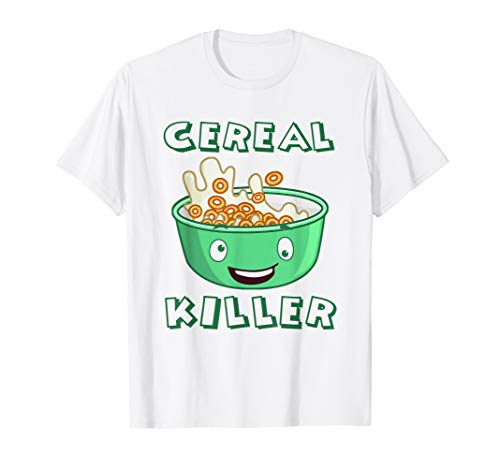 Cereal Killer Halloween Costume Shirt ()