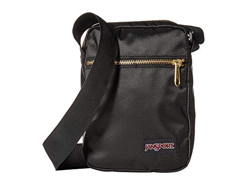 JanSport Weekender FX Crossbody Mini Bag - Black/Gold