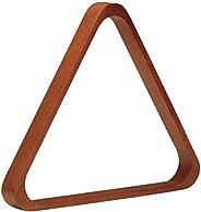 Pro Series TR8 Doweled Wooden Billiard Ball 8-Ball Triangle Racks