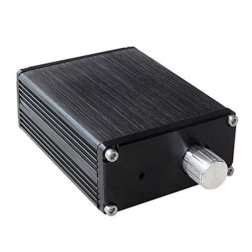 (AOSHIKE 8-25V 100W TPA3116 Subwoofer Digital Power Amplifier Board with case TPA3116D2 Amplifiers NE5532 OPAMP (100W TPA3116D2 Subwoofer Amp-Black))