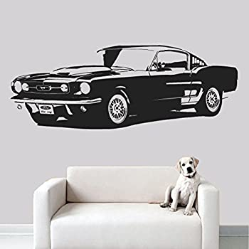 Amazon.com: Deportes Race muscular coche Ford Mustang ...