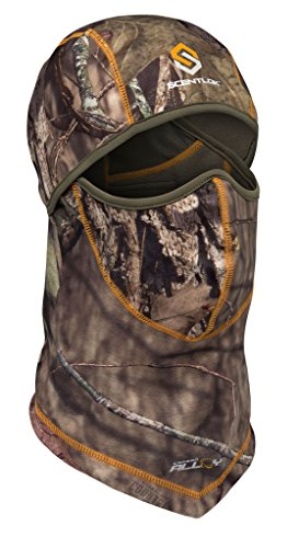 Scentlok Men's Full Season Headcover, Mossy Oak Country, One Size by ScentLok (Image #1)