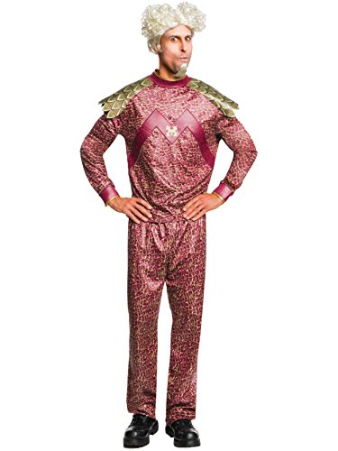 Funny Guy Costume 2016 (Rubie's Men's Zoolander 2 Mugatu Costume and Wig, Multi, Standard)