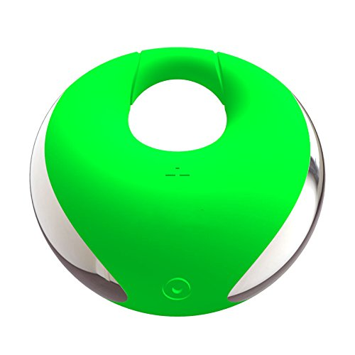 G.Climax Zone® 12 Speeds Waterproof Powerful Ring Vibrator Finger Clitoris Breast Massager for Adults Male and Female Erotic Masturbation Massager (Green)