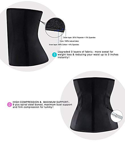YIANNA No.1 Rated Waist Trainer