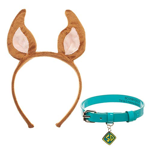 Scooby Doo Cosplay Accessories Scooby Doo Headband Scooby Doo Gift - Scooby Doo Accessories Scooby Doo Collar -