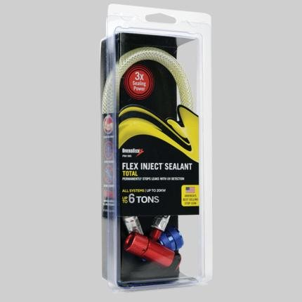 SUPERSEAL 995 Flex Inject Sealant Total with UV Dye for Systems up to 6 tons.- Polymer Free