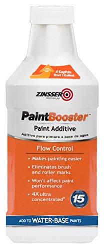 Zinsser PaintBooster 303813 Flow Control Paint Additive, Water Based, Quart