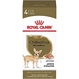 Royal Canin Chihuahua Adult Breed Specific Wet Dog Food, 3 oz. can