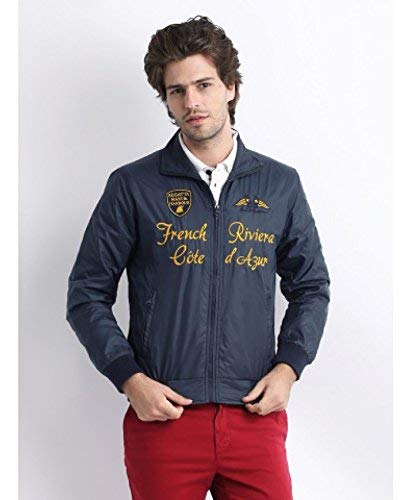 29b7f6ef0 Fashion Sports Mast and Harbour Men's Polyester Bradwell Jacket ...