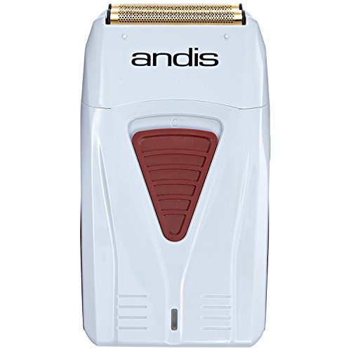 Andis LIGHTWEIGHT Cordless Mens Shaver with All NEW Hypoallergenic Gold Foil Technology, Bonus FREE Old Spice Body Spray Included by AND1S
