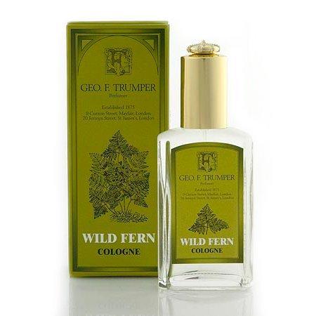 GEO F. TRUMPER Wild Fern Cologne, 50ml Atomozer bottle