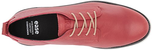 Caterpillar Womens Windup Leather Lace up Fashion Oxford Red MBzkuVrnQh