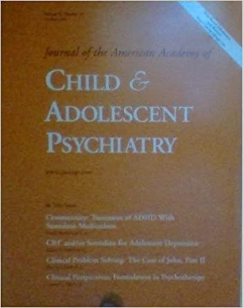 ?HOT? Journal Of American Academy Of Child & Adolescent Psychiatry, Vol 45, No 10 - October 2006. catalogo Encontra CENTROS Proudly Elements quienes under