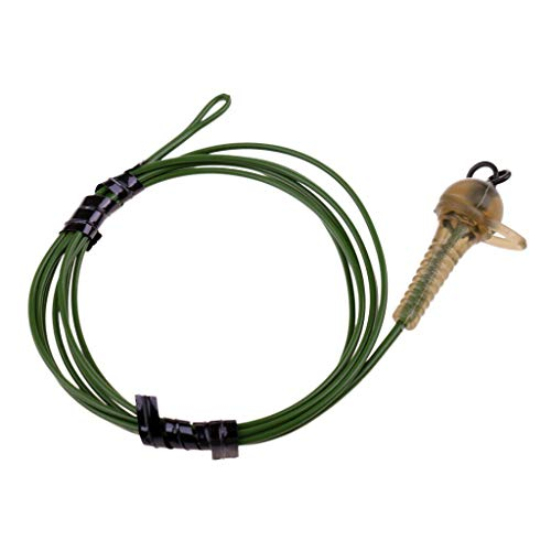 Eye Hydra Complete - Ameglia Hair Rigs Carp Rig Fishing Tackle 30lb/40lb Lead Clip Swivel Snap (Size - H003)