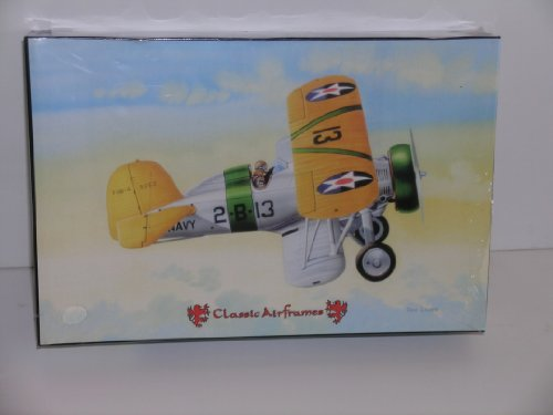 "Used, Classic Air Frames ""Boeing F4B-4 Bi-Plane Plastic Model for sale  Delivered anywhere in USA"