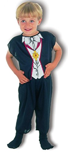 GUBA Little Boys' Vampire Fancy Dress Halloween Party Costume Wn 5-6 Years -