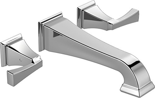 Decor Star Wall Mount Chrome Faucet Chrome Wall Mount