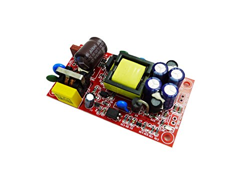 GERI® AC to DC power Supply module Isolation Input: AC85-265V Output: 12V 1A 5V 1A , Dual output