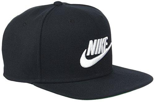 Nike Sportswear Pro Adjustable Unisex Hat Black/Pine Green/White 891284-010 1