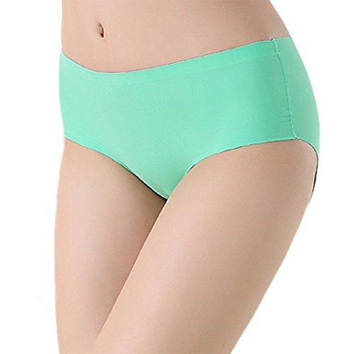 Sasairy - Braguitas - para mujer Pack of 3 Green