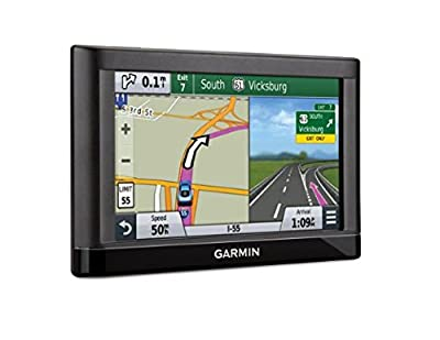 Garmin nüvi 65LM GPS Navigators System with Spoken Turn-By-Turn Directions (Lower 49 U.S. States) (Certified Refurbished)