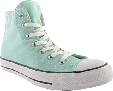 56d885cb72ab Image Unavailable. Image not available for. Color  Converse Chuck Taylor  All Star Hi Top Beach Glass ...