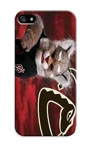 Personalized Monogram Case For iphone 5c - Mlb Arizona Diamondbacks Baseball