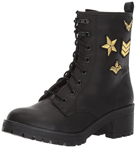 p Paris Boot Women's Combat Black Girl Eloise Madden v4qZxwOtn