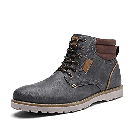 Quicksilk EYUSHIJIA Men's Waterproof Snow Boots...