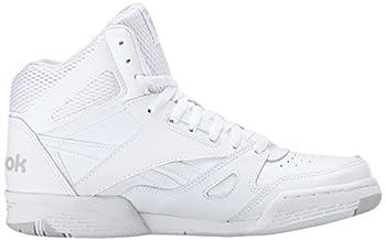 Reebok Men's Royal Bb4500h Xw Fashion Sneaker, Whitesteel, 10.5 4e Us 5